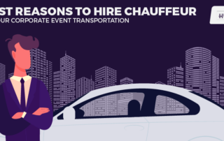 Hire Chauffeur as Your Corporate Event Transportation